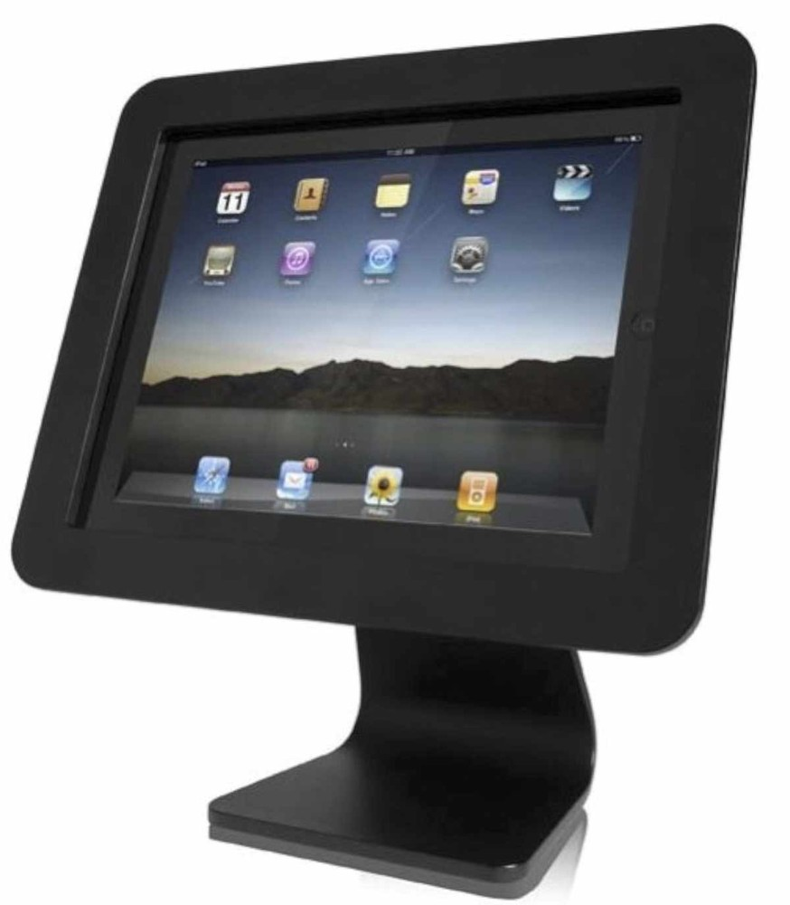 Maclocks iPad 1/2/3 Enclosure kiosk schwarz