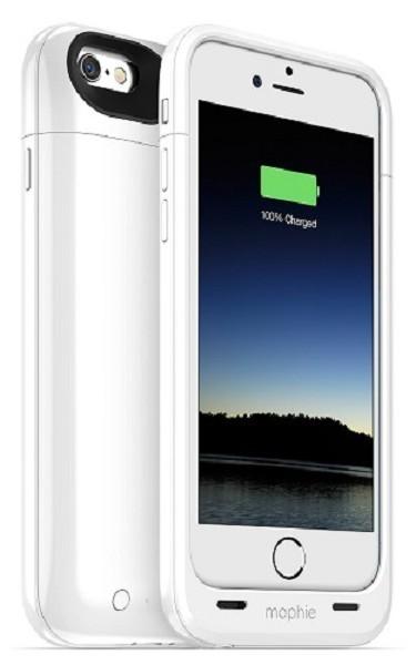 Mophie juice pack plus iPhone 6(S) 3300 mAh weiß