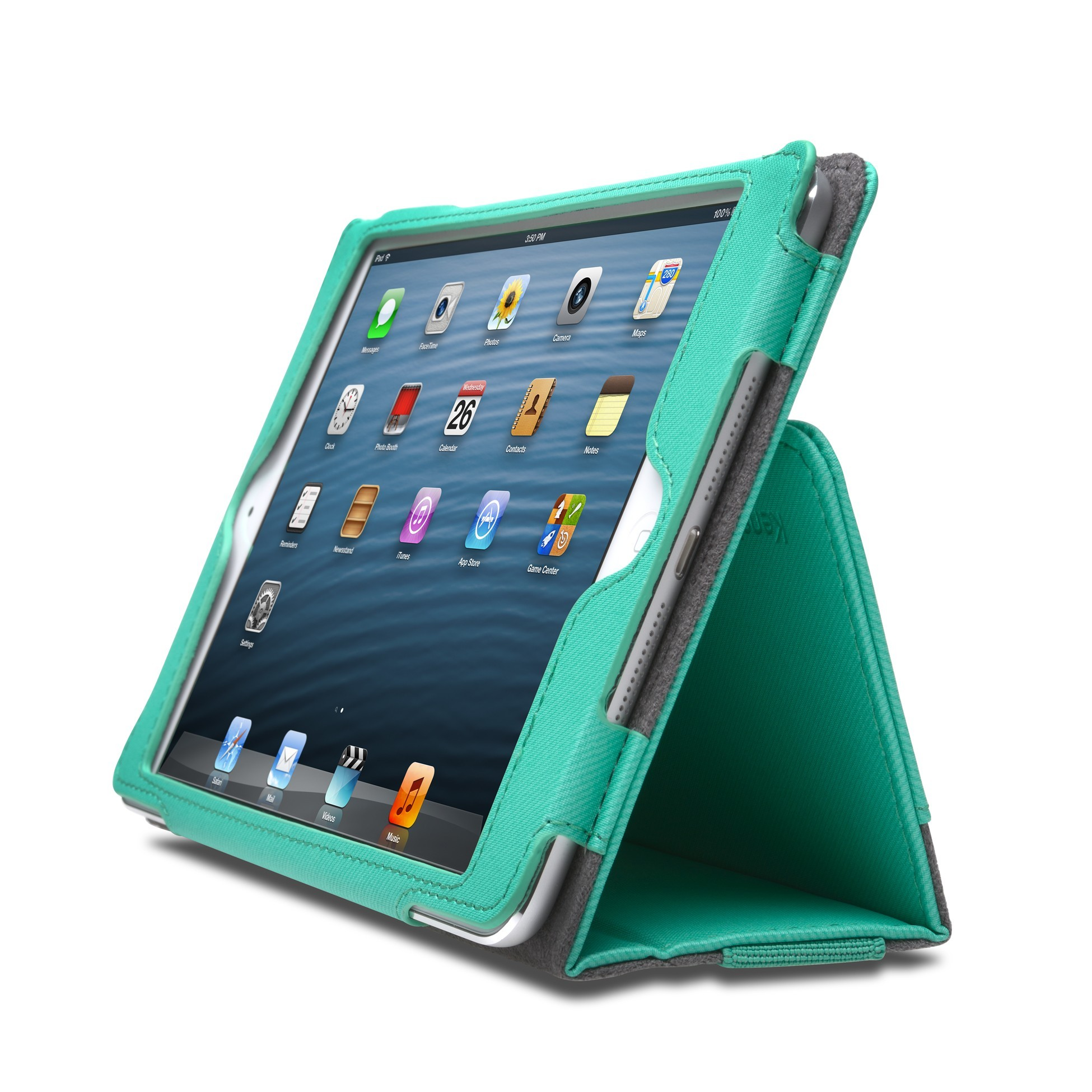 Portafolio Soft iPad Mini grün