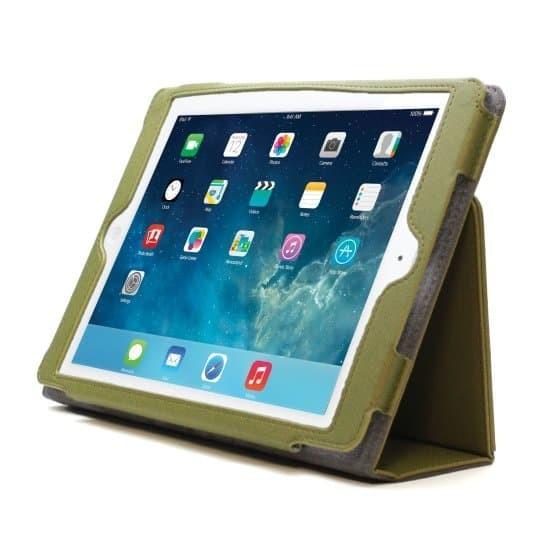 Kensington Comercio Soft Folio Case iPad Air 1 grün