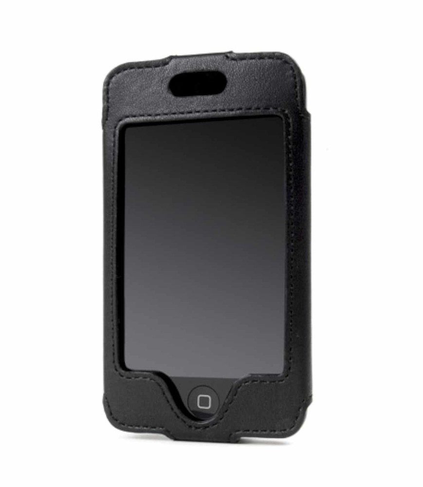 Knomo Case Leder iPod Touch