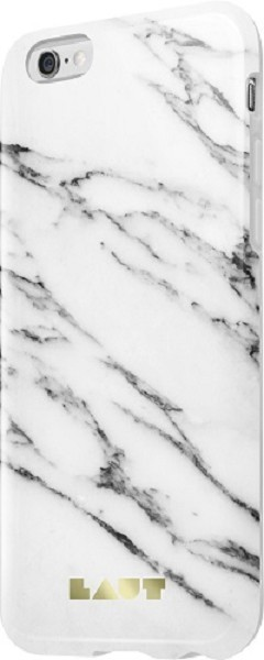 Laut Huex case iPhone 6(S) Marble weiß