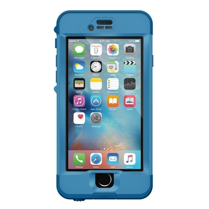 Lifeproof Nüüd iPhone 6S Cliff Blau