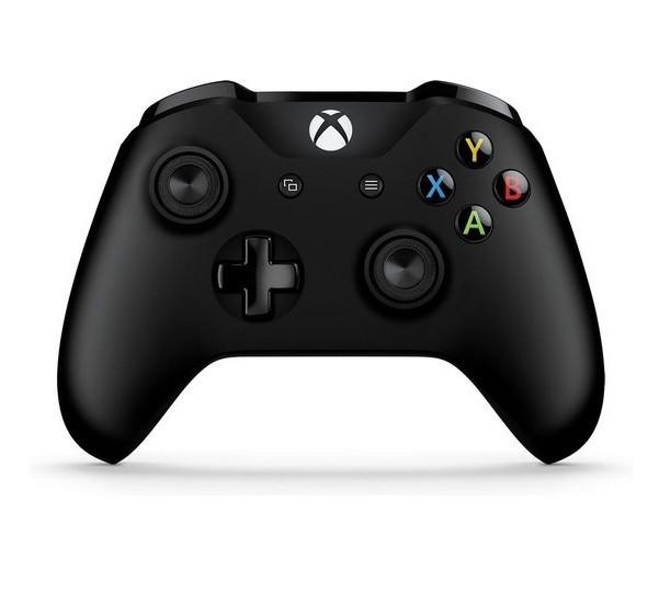 Microsoft Xbox One drahtloser Controller schwarz