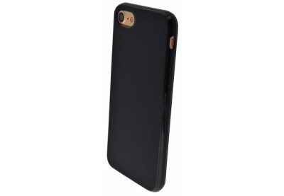 Mobiparts Essential TPU Case iPhone 7 schwarz