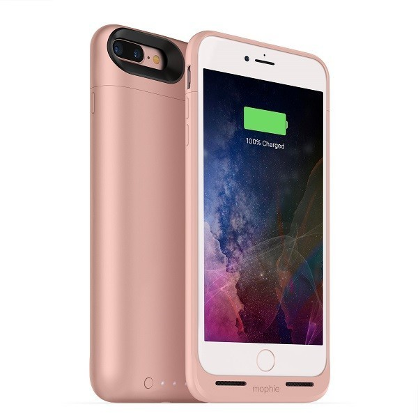 Mophie Juice Pack Air iPhone 7/8 Plus Rose Gold