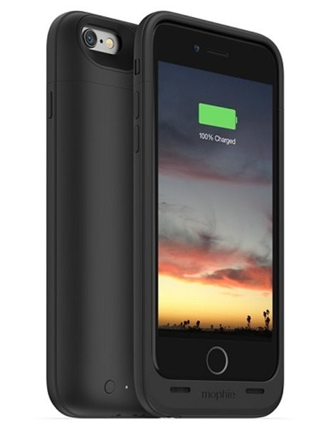 Mophie Juice Pack Air iPhone 6(S) schwarz