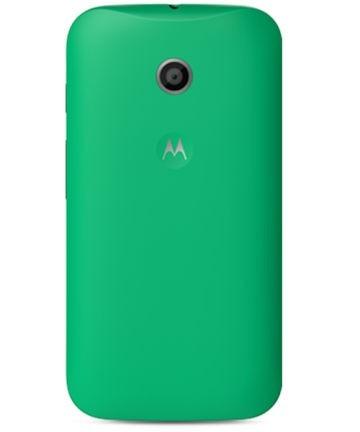 Motorola Shell für Motorola Moto E grün