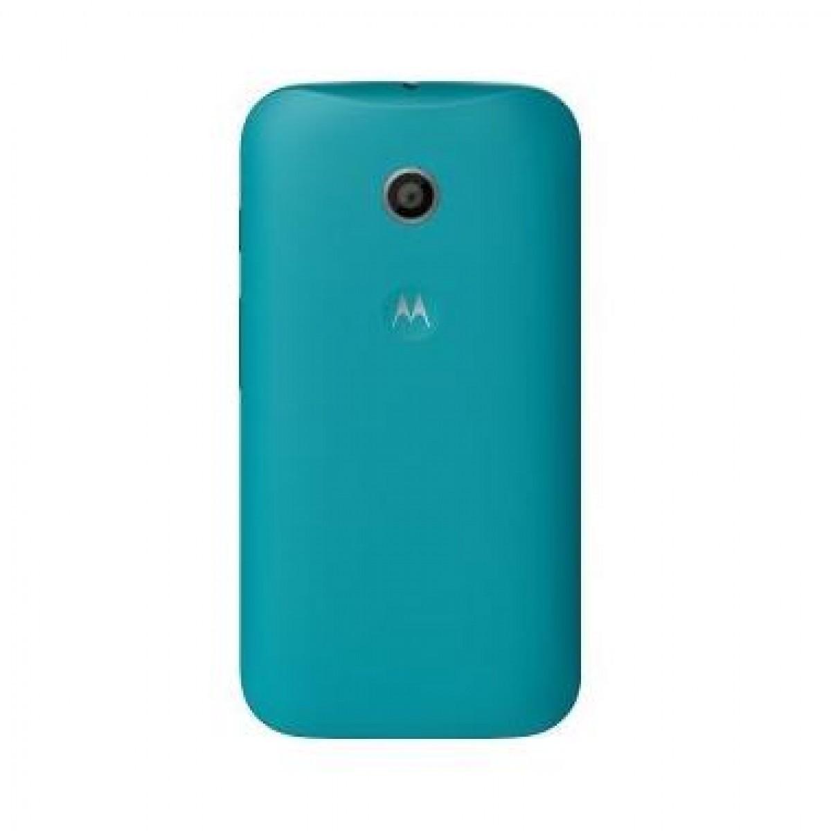 Motorola Shell für Motorola Moto E türkis