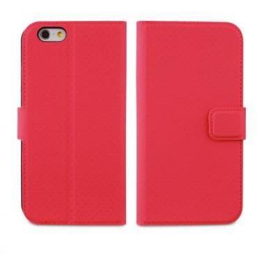 Muvit Wallet Case iPhone 6(S) rosa