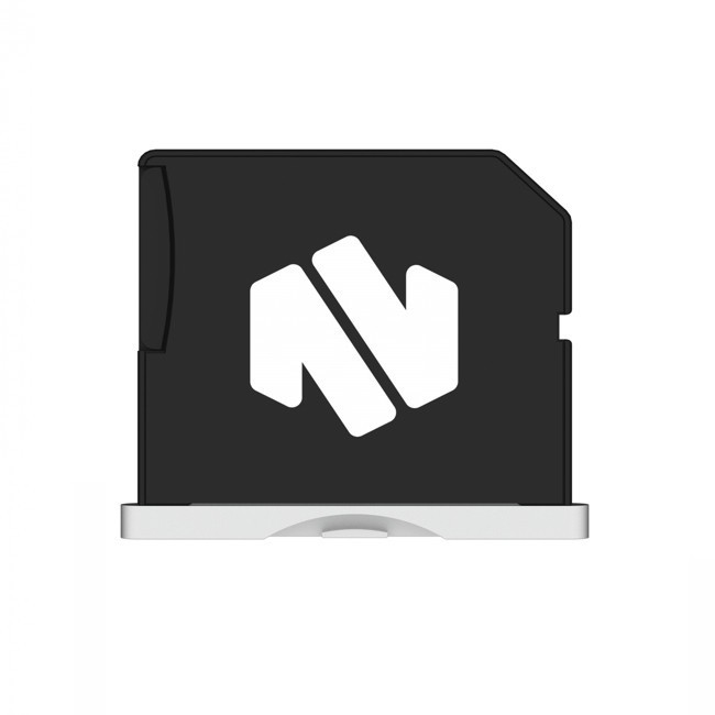 Nifty MiniDrive Air Silber