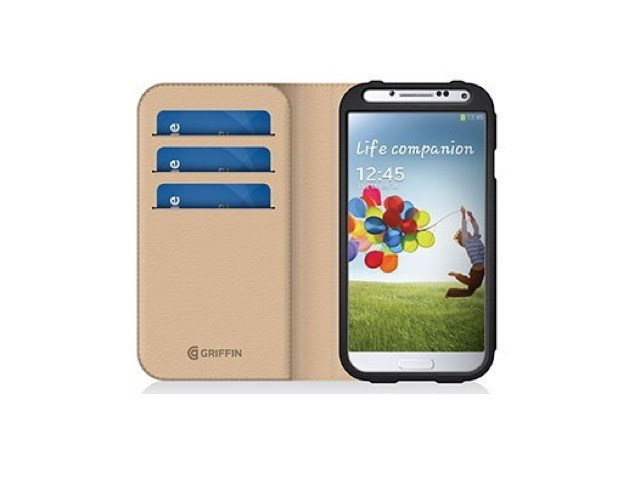Griffin Midtown Booklet Case Galaxy S4
