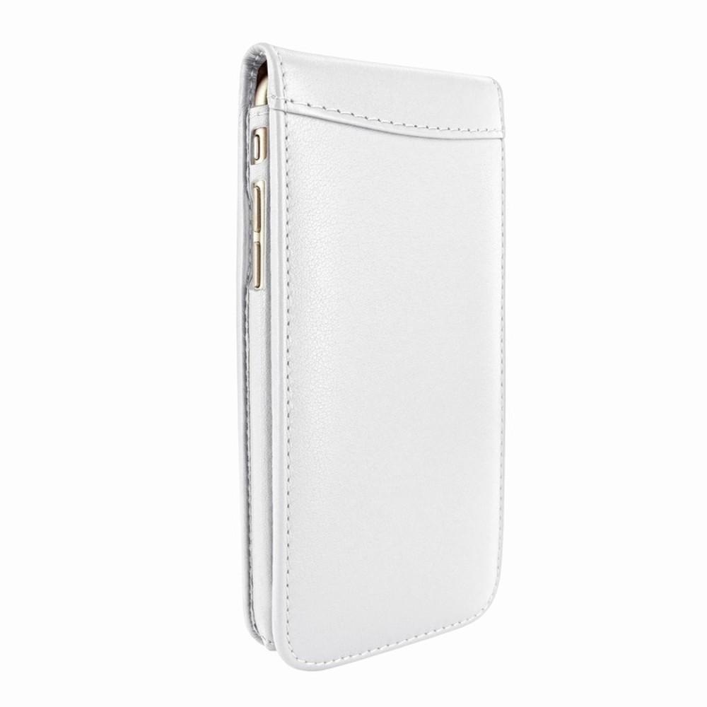 Piel Frama Magnetic Flipcase iPhone 6(S) weiß