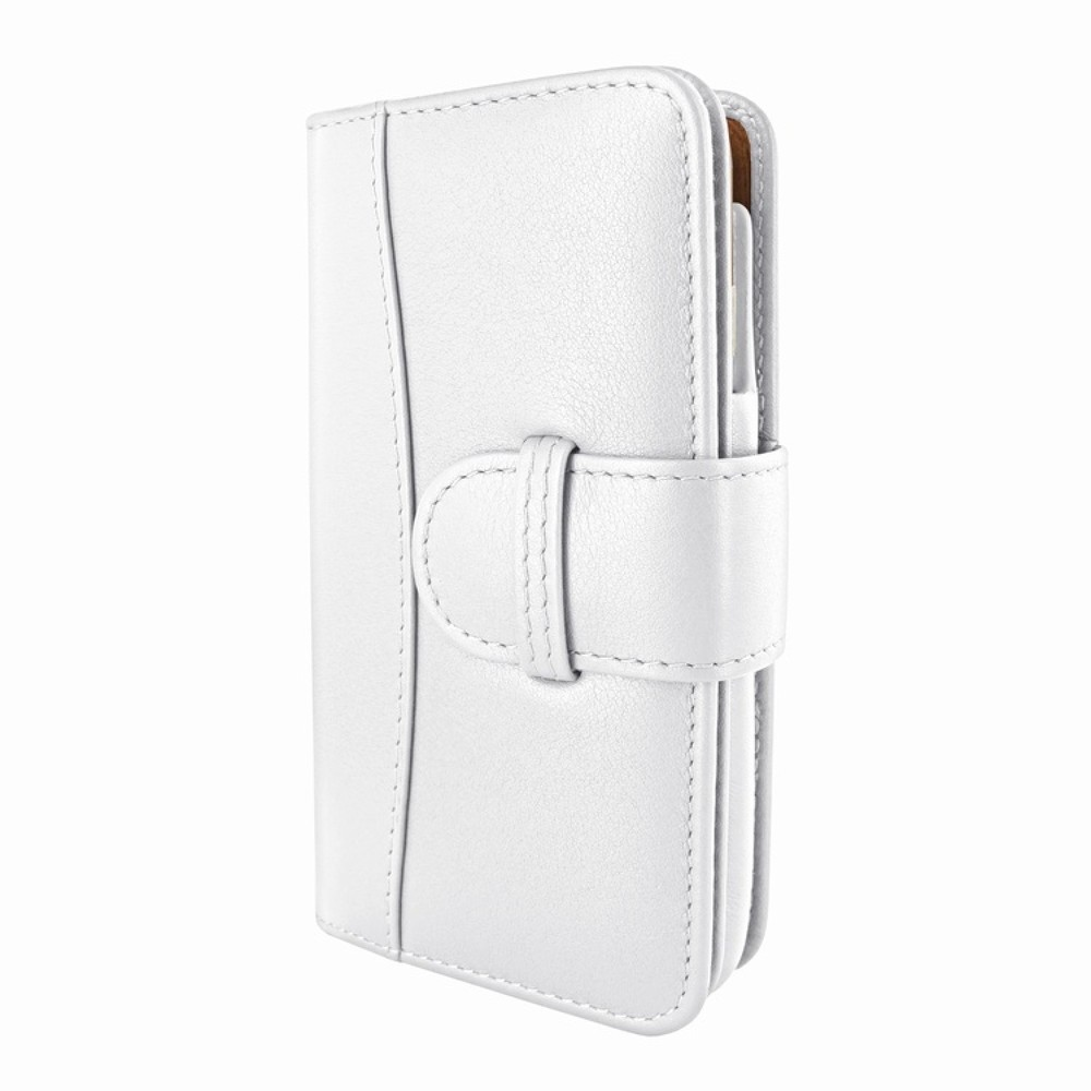 Piel Frama Wallet iPhone 6(S) weiß