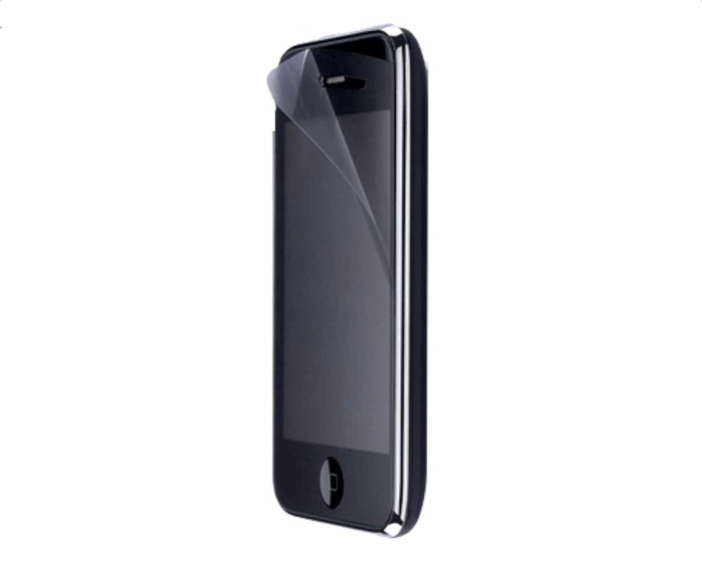 Displayschutzfolie anti-reflektierend iPhone 3G (Vorderseite)