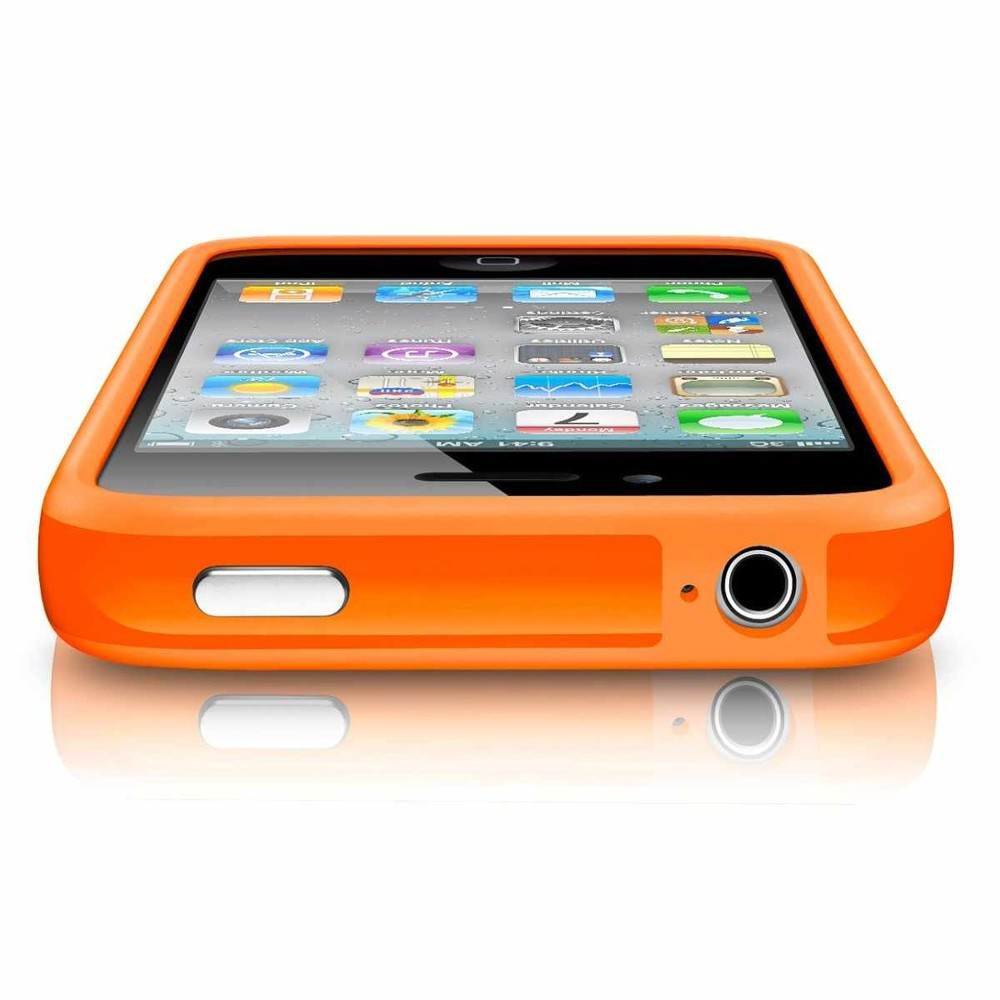 iPhone 4(S) Bumper orange