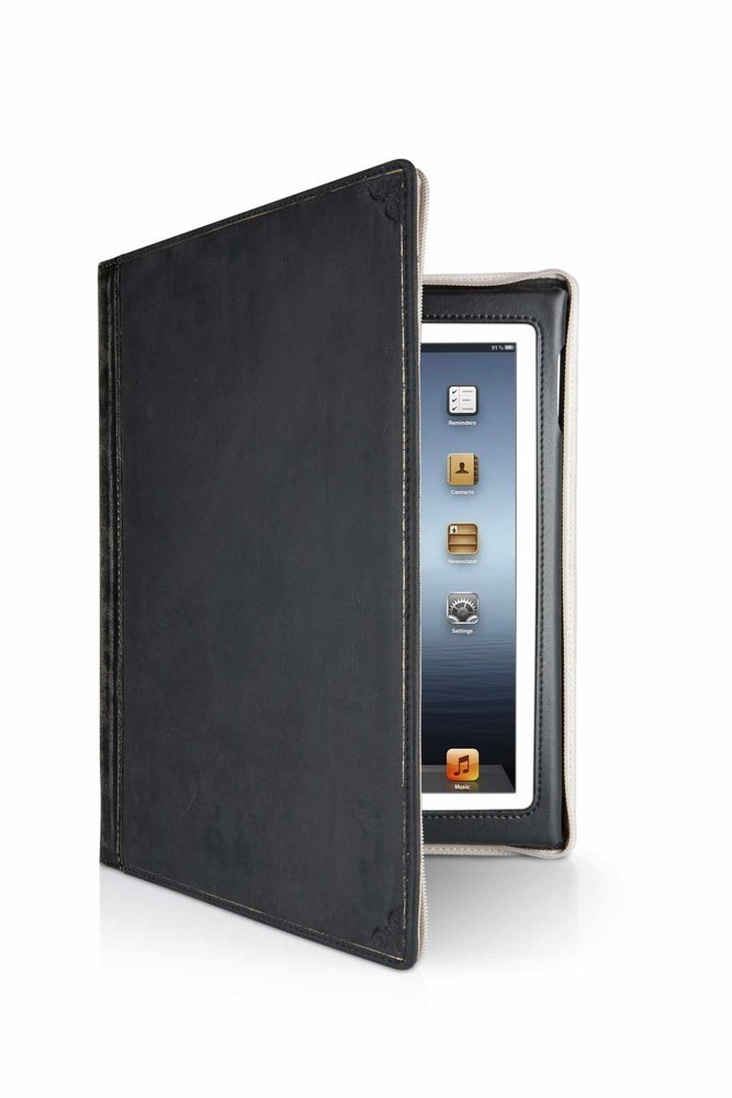 Twelve South BookBook iPad 2/3/4 schwarz