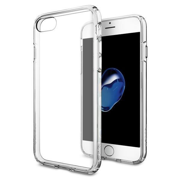 Spigen Ultra Hybrid iPhone 7 transparent