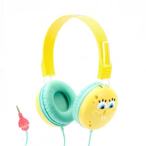 Griffin Spongebob Squarepants Kopfhörer gelb