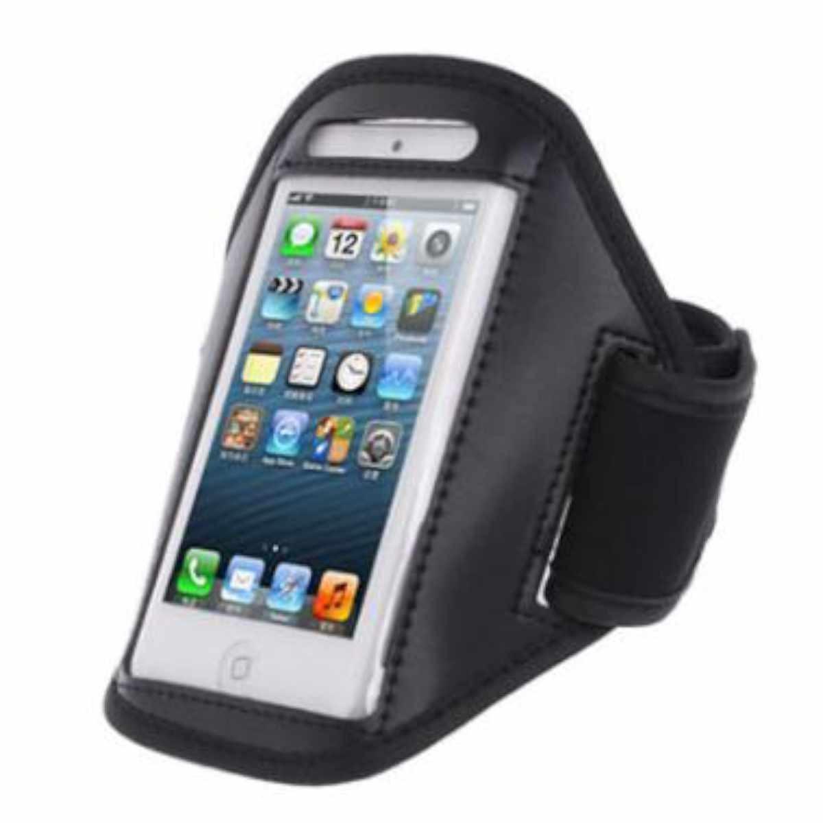 Sportarmband iPhone 5(S)/SE schwarz