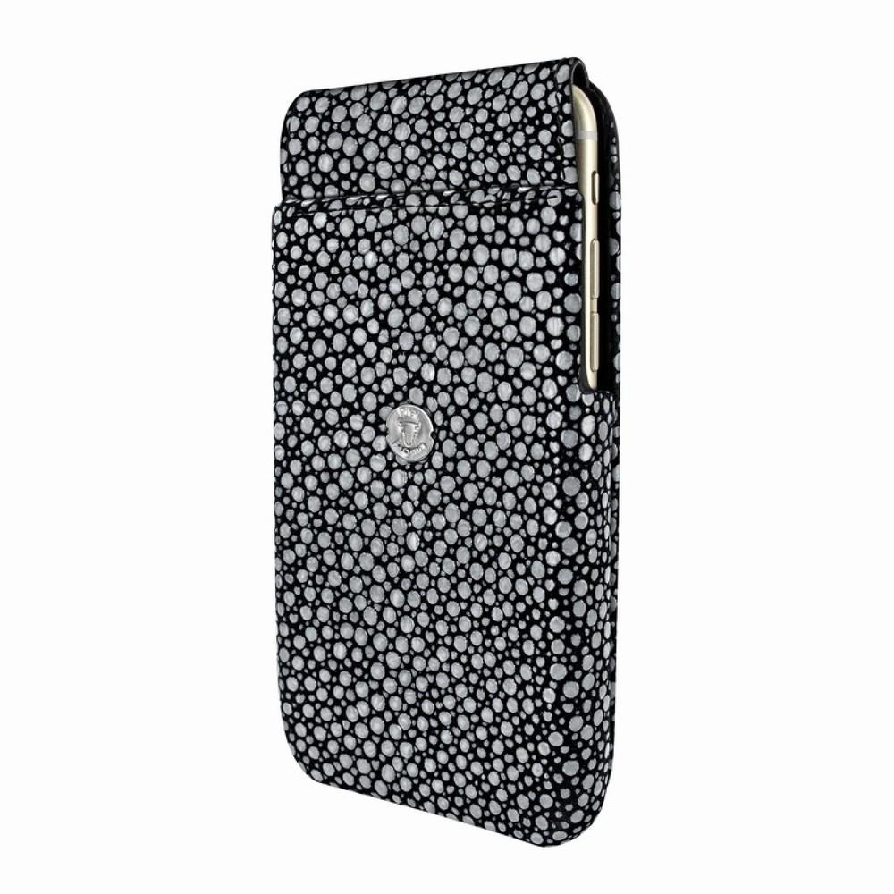 Piel Frama iMagnum iPhone 6 Plus / 6S Plus Stingray schwarz