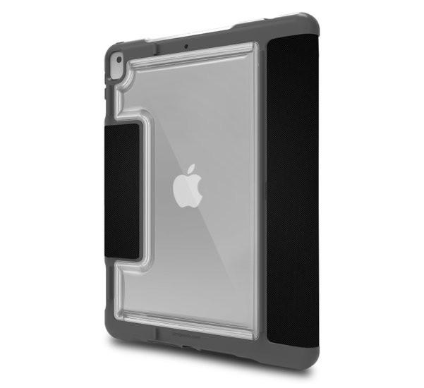 STM Dux Plus Duo Case iPad 10.2 schwarz