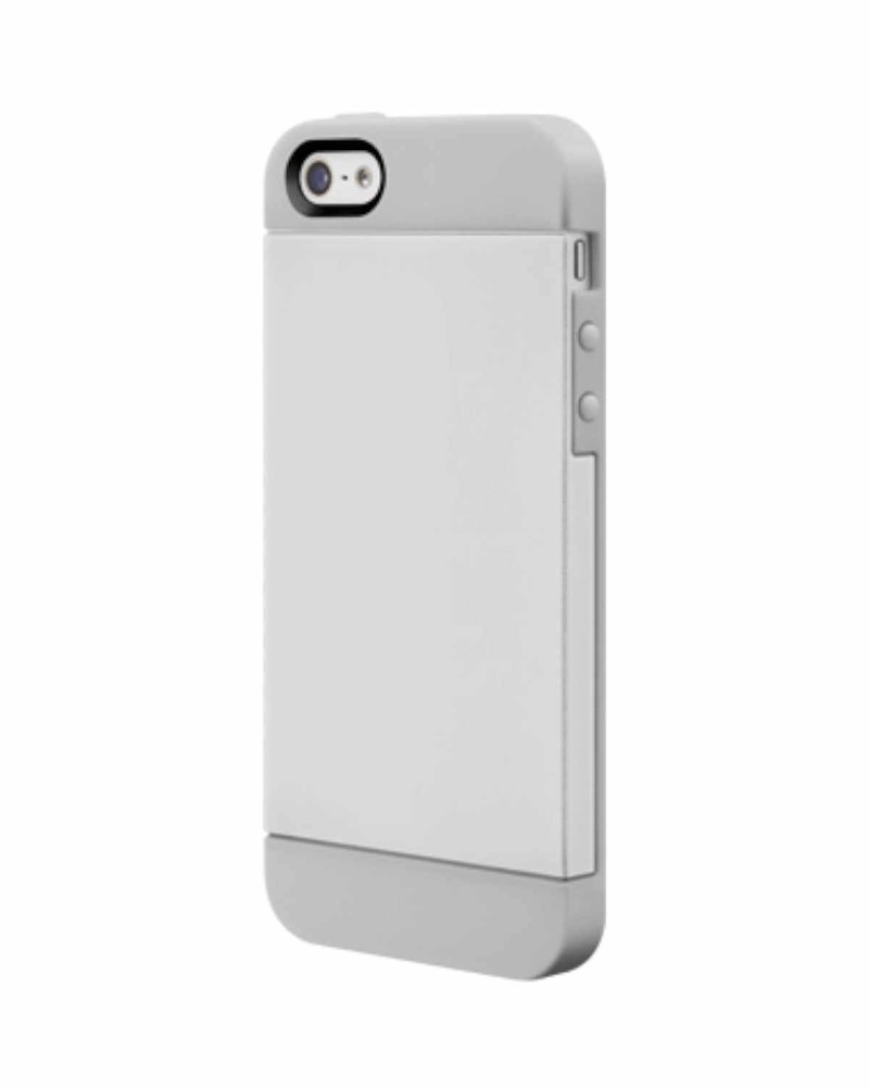 SwitchEasy Nude Hard Case iPhone 5(S)/SE weiß