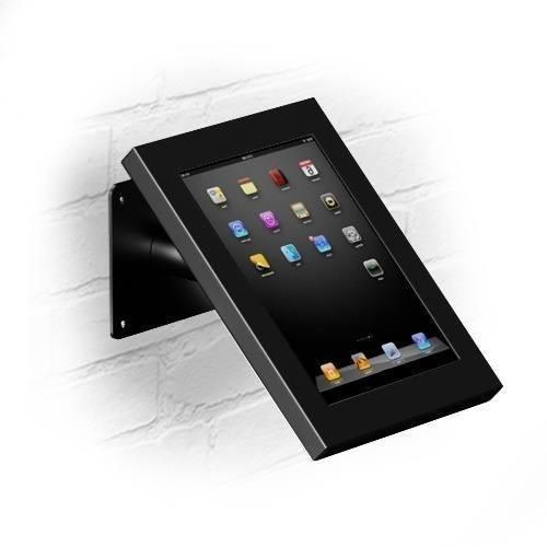 Wandhalterung/Tischständer Securo iPad Mini Schwarz
