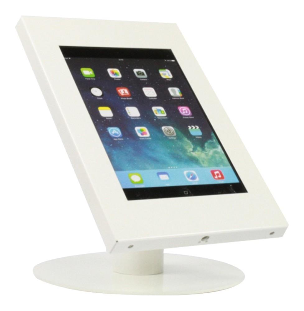 Tablet Tischständer Securo iPad und Galaxy Tab weiß