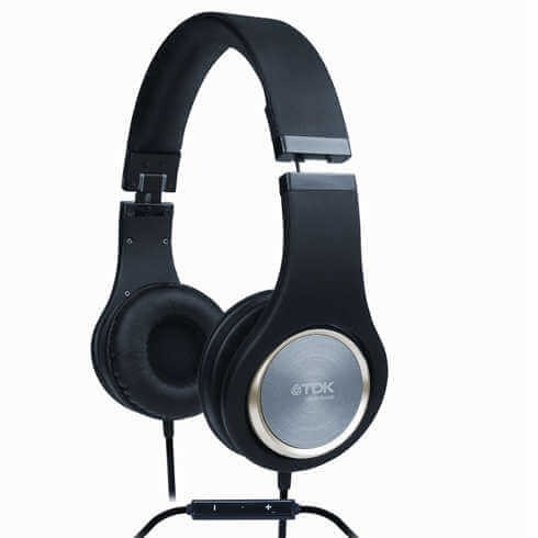 TDK Sti710 On-Ear Kopfhörer schwarz