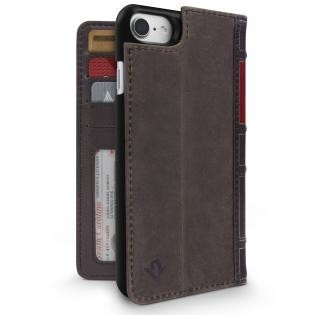 Twelve South BookBook iPhone 7 / 8 / SE 2020 Braun