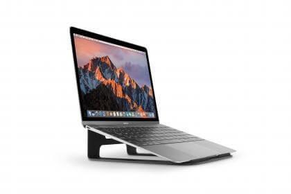 Twelve South ParcSlope Ständer für MacBook (Air / Pro) Schwarz