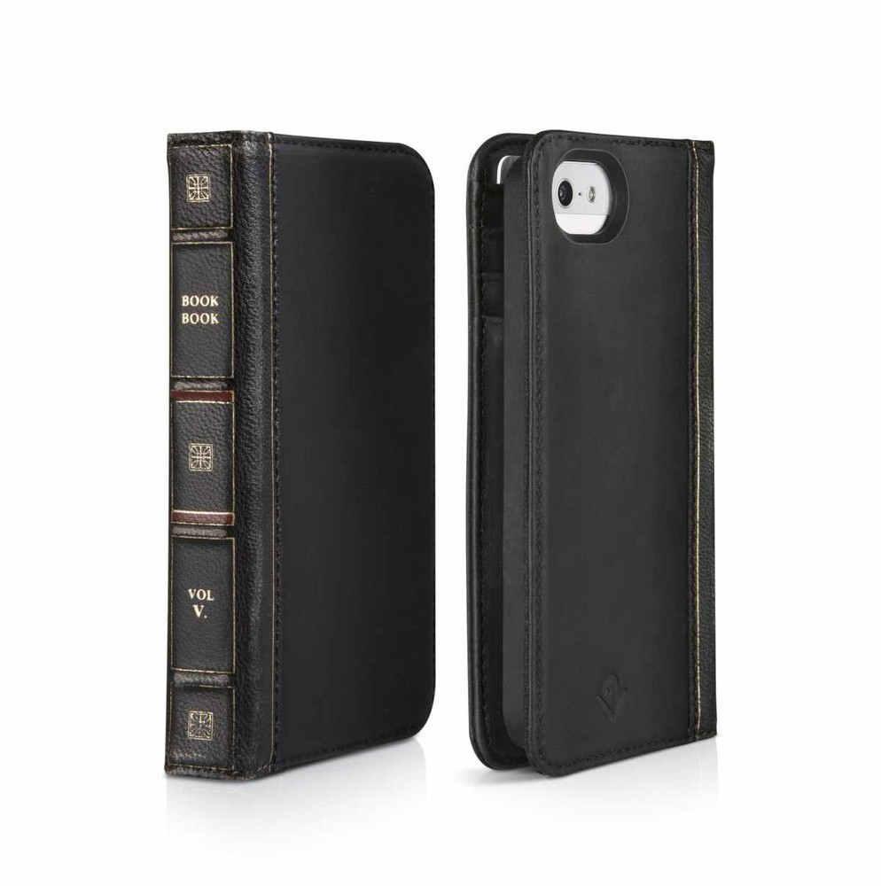 Twelve South BookBook iPhone 5(S)/SE schwarz
