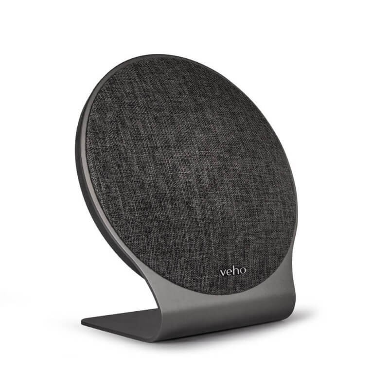 Veho M10 Wireless Bluetooth Lautsprecher grau