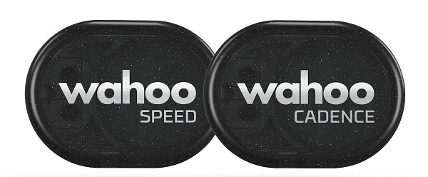 Wahoo Fitness RPM Speed & Cadence Sensor Set