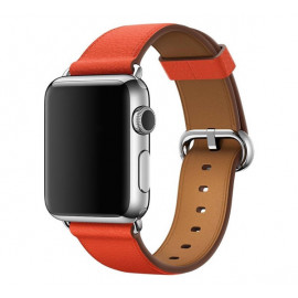 Apple Classic Buckle Apple Watch Band 38mm / 40mm Red