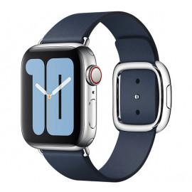Apple Modern Buckle Apple Watch Armband Small 38mm / 40mm Deep Sea Blue