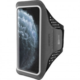 Mobiparts Comfort Fit Sport Armband Apple iPhone 11 Pro Max schwarz