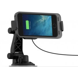 Mophie charging car dock juice pack iPhone 5(S)/SE schwarz
