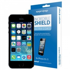 Spigen Incredible Shield ULTRA COAT Full Body Protector iPhone 5 (S) / SE