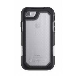 Griffin Survivor Slim (SurvivorSlim) hardcase iPhone 5 zwart (GB35564-2)