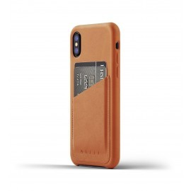 Mujjo Leather Case iPhone 6(S) zwart