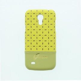 Gianina Galaxy S4 Mini Hardcase Yellow