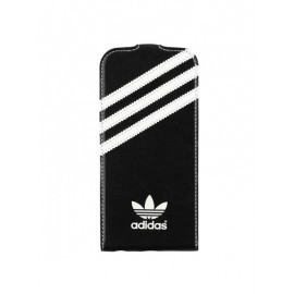 Adidas Flip case iPhone 6(S) zwart/wit