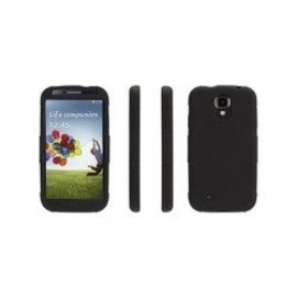 Griffin Survivor Skin Back Case Galaxy S4 schwarz