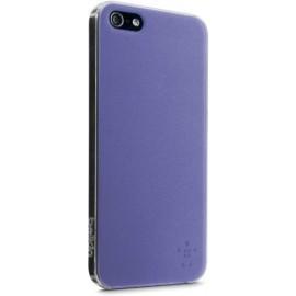 Belkin View case iPhone 5(S) paars