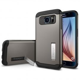 Spigen Slim Armor Galaxy S6 Gunmetal
