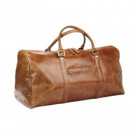 DBramante1928 Kastrup (Weekender Bag) Weekendtas Golden Tan