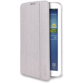 Puro Slim Case Ice Galaxy Tab 3 7.0 Pearl White