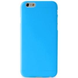 Puro UltraSlim  0.3 mm Cover iPhone 6 Plus Blau